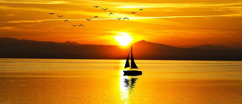 間崎島:夕陽の美しい初冬の英虞湾「ガストロノミーとサンセットクルーズ」販売開始