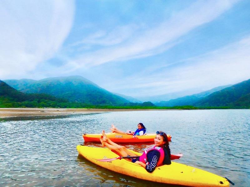 3泊4日の女子旅プラン♪「奄美大島」で手付かずの自然と温かい島民とのふれあいを