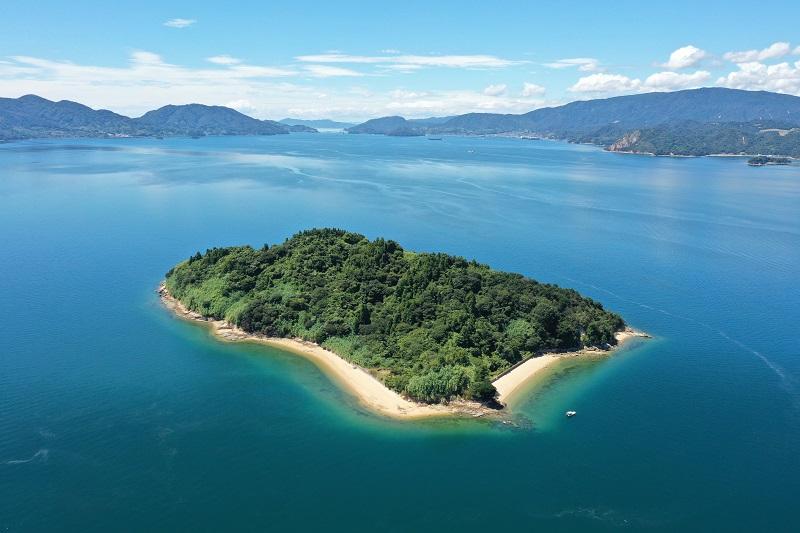 来島:2020年秋、究極の野外体験「花まる無人島」本格始動!