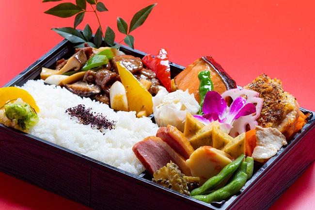 沖縄・糸満市_サザンビーチホテル&リゾート沖縄『特製弁当』