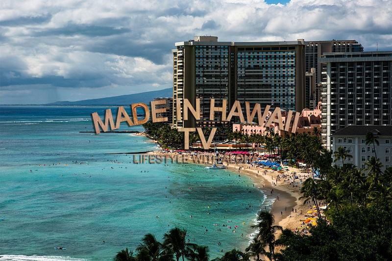 ハワイ:国内初放送『ハワイ発!Made in Hawaii TV~ハワイから愛を込めて~』