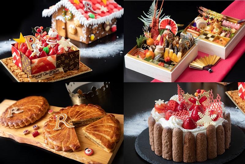 沖縄・恩納村:「STAY HOME」で楽しむクリスマスケーキ、おせちを販売開始
