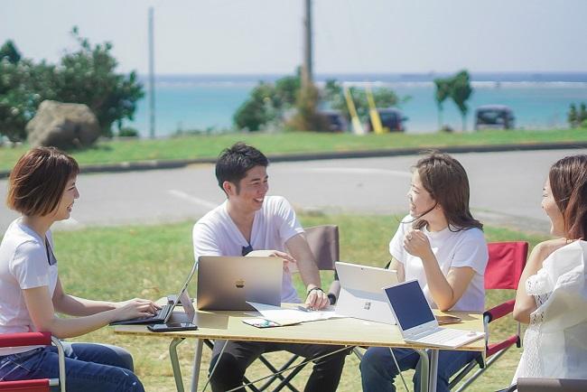 沖縄_リゾートワークス_ワーケーション体験モニター
