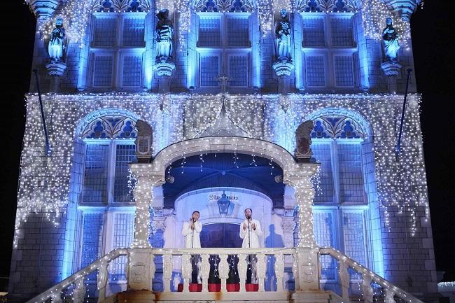 針尾島_ハウステンボス「光の街のクリスマス」