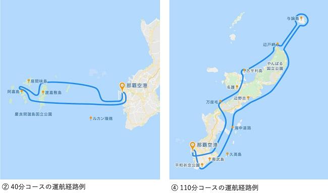 沖縄_AirX ヘリコプター遊覧プラン