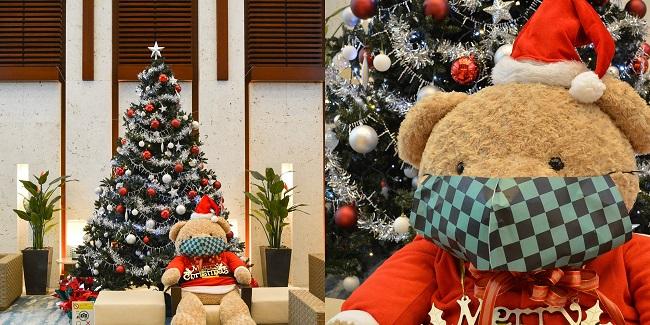 沖縄・那覇市_ホテルJALシティ那覇「クリスマスバイキング」