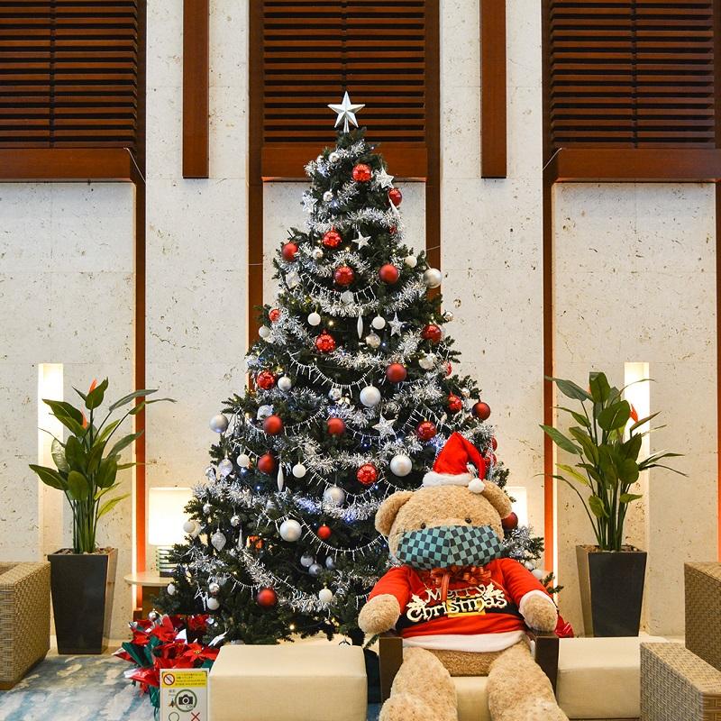 沖縄・那覇市:県民限定!クリスマスバイキングが付いた宿泊プランを販売