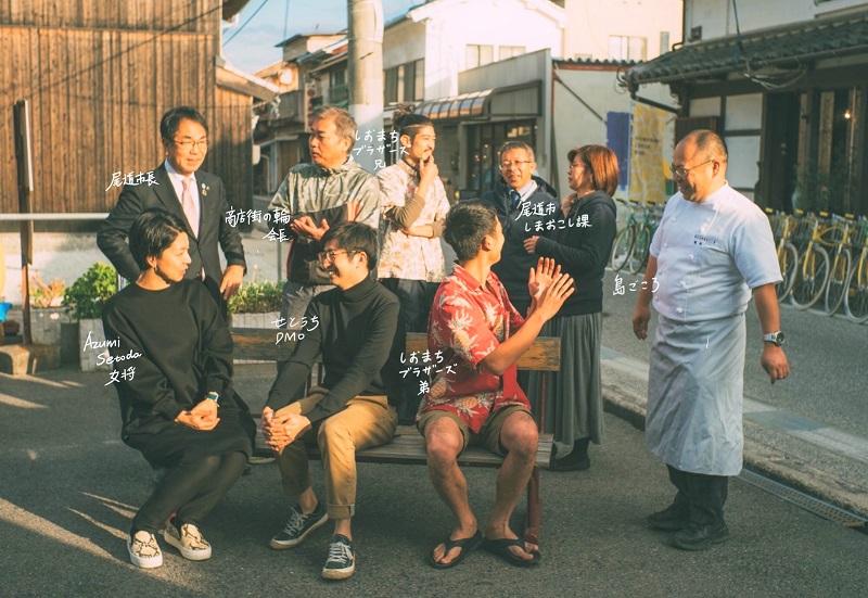生口島:[瀬戸田・しおまち商店街]住民参加型の地域活性化プロジェクト本格始動