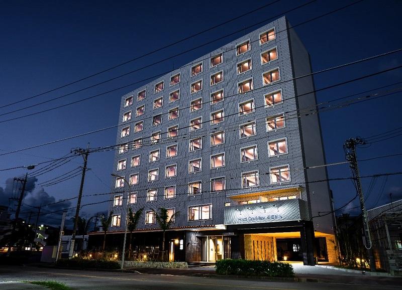 沖縄・石垣島:「ホテルグランビュー石垣新川」プレオープン!