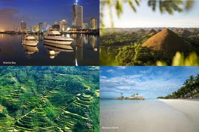 フィリピン:「Instagramに投稿したい世界の国・都市トップ50」ランクイン