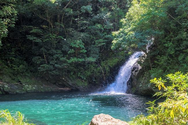 奄美大島_マテリヤの滝_210209