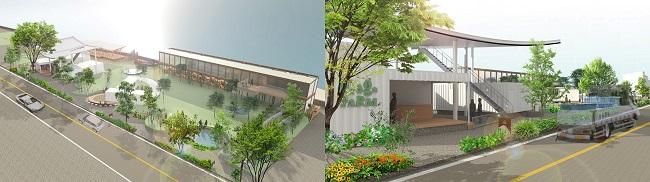 淡路島_「Frogs FARM」遊歩道設置プロジェクト