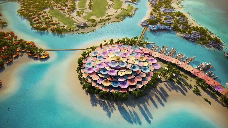 サウジアラビア・シュライラ島:自然を生かした再生型観光プロジェクト