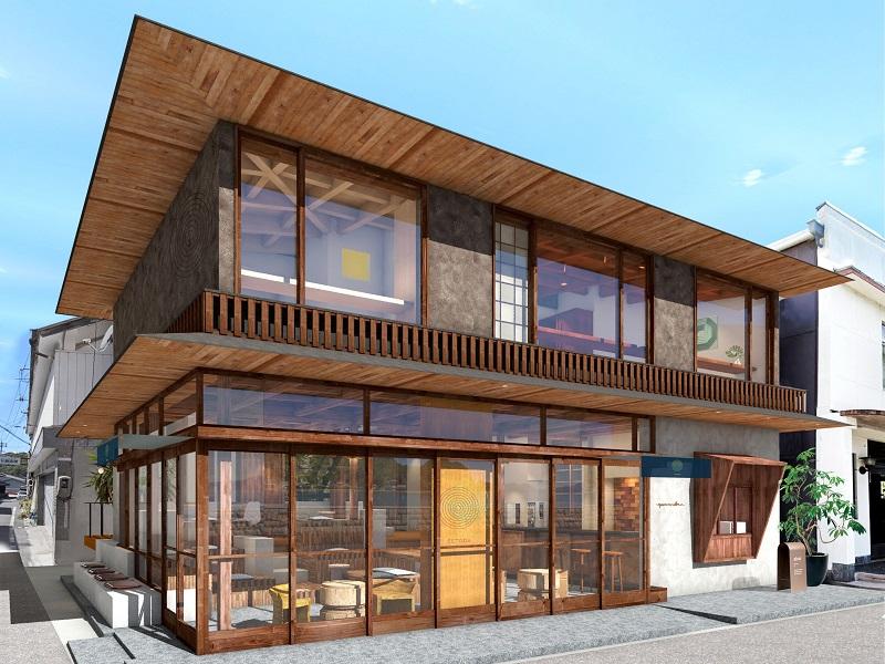 生口島:地域住民と旅行者が集う新たな拠点「SOIL SETODA」2021年春オープン!