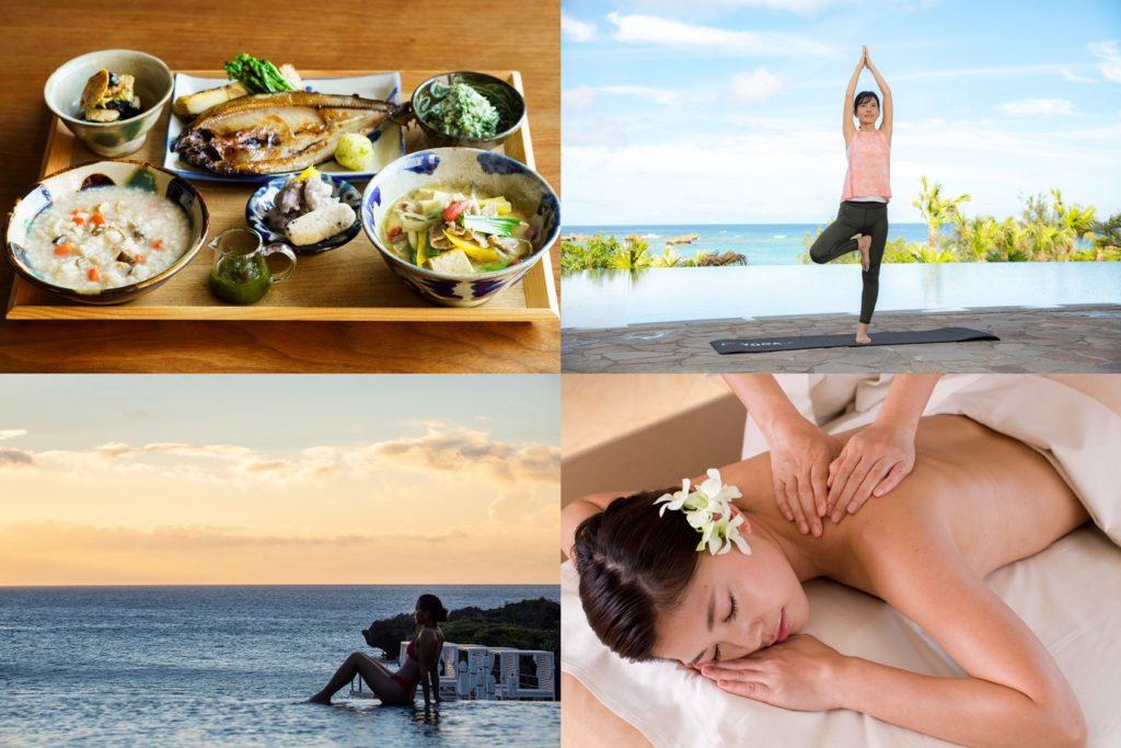 沖縄・瀬良垣島:スパ&アクティビティ&食で心身から潤う、ホテルおこもり「うりずんプラン」