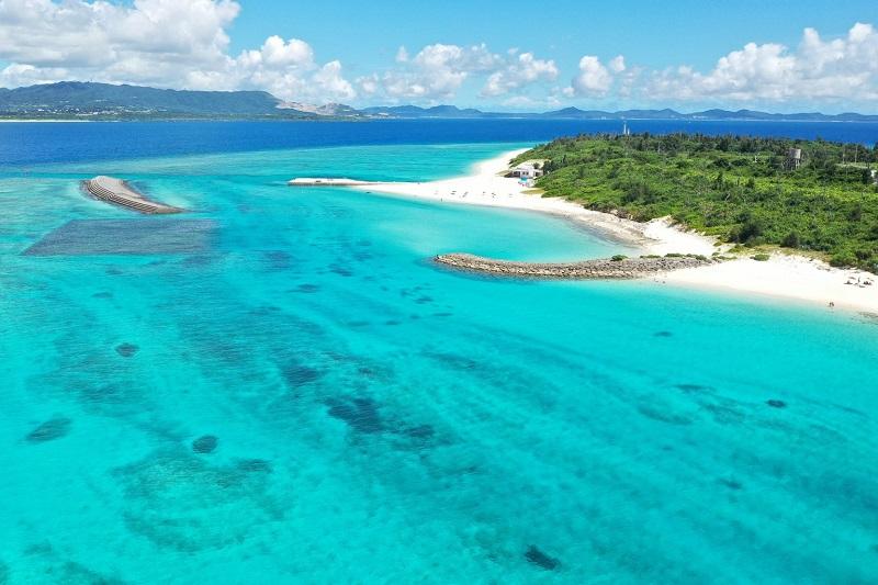 沖縄に「水納島」が2つある?!船でしか行けない離島へアイランドホッピング♪