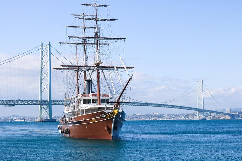 淡路島:グランドニッコー淡路「明石海峡大橋クルーズ」花みどりフェアの特典付プラン