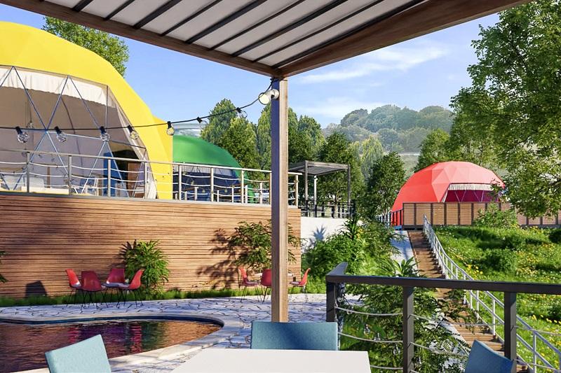 淡路島:ドーム型グランピング施設「Glamping Resort Awaji」GWオープン!