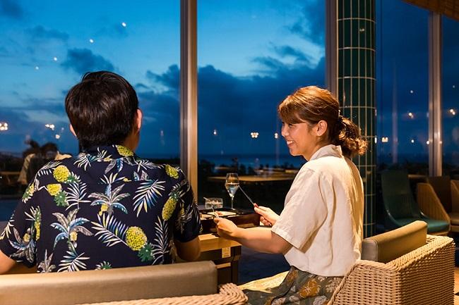 沖縄・名護市_オキナワ マリオット リゾート & スパ『ズワイガニブッフェ』