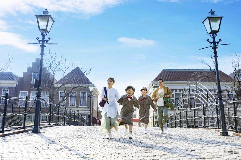 針尾島:ハウステンボスのGW!異国情緒溢れる街並みで、最高の家族時間を遊びつくそう!