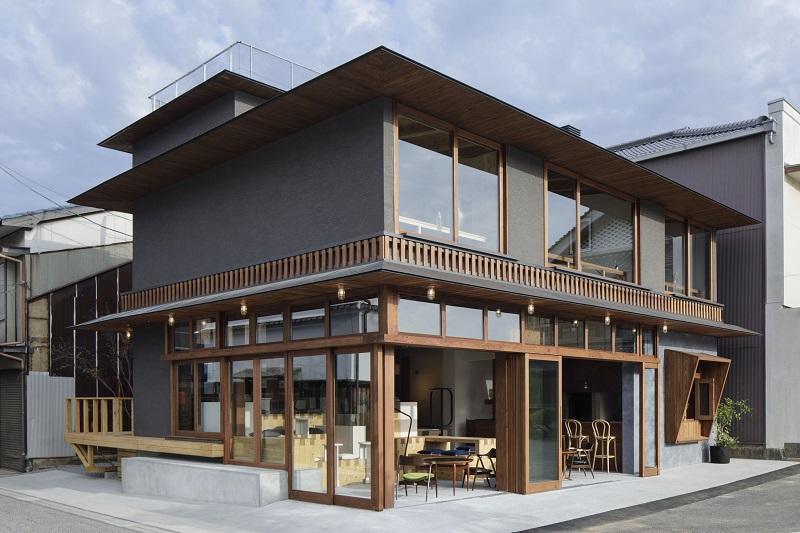 生口島:街のリビングルーム「SOIL SETODA(ソイル瀬戸田)」4/10オープン