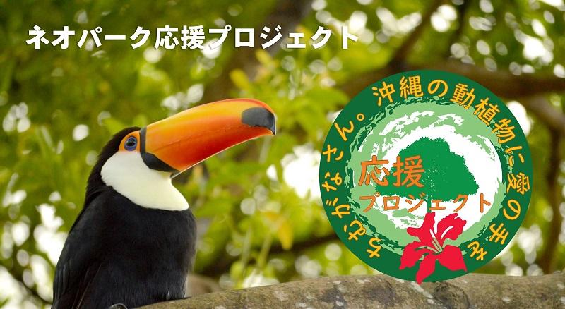 沖縄・名護市:ネオパークオキナワ、心から愛おし沖縄の動植物に愛の手を