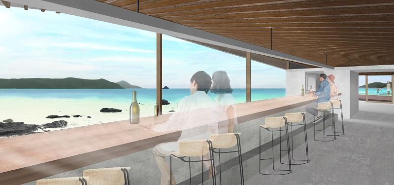 奄美大島:複合施設「2 waters」オープン!海が広がる絶景で豊かな奄美時間を。