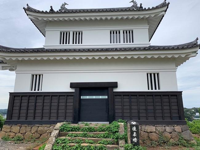 平戸島_「平戸城CASTLE STAY懐柔櫓」