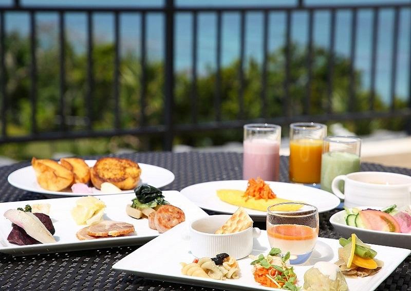 沖縄・読谷村:ホテル日航アリビラ、「琉球美食」をテーマに朝食新メニュー提供開始