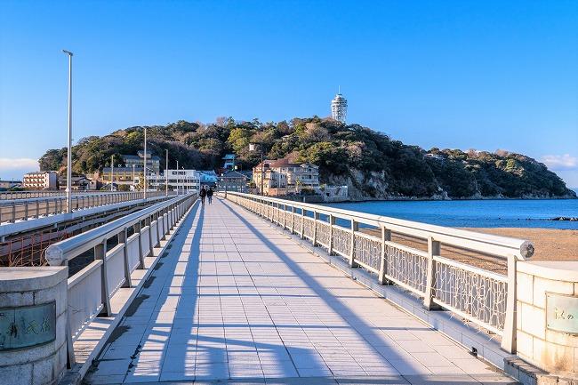 江の島_弁天橋_210419