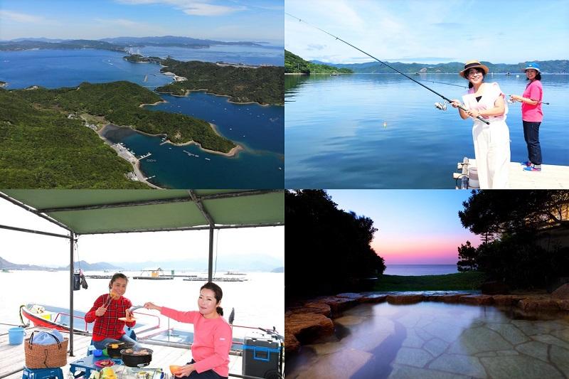 大毛島:アオアヲ ナルト リゾートで大自然アクティビティ♪手ぶらでOK×楽々送迎付×鳴門温泉