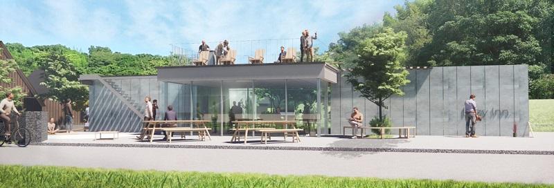 淡路島:のんびりを楽しむ1棟貸しヴィラ施設「Lazy Inn.」7/22 海の日にオープン!
