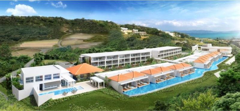 沖縄・古宇利島:ヴィレッジ・リゾート『LOISIR Terrace & Villas KOURI』6/25オープン