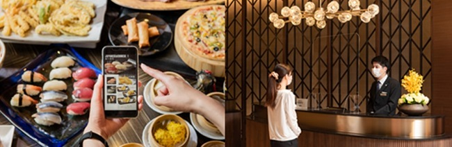 横浜ベイシェラトン ホテル&タワーズ「シェラトン ハワイアンフェア」