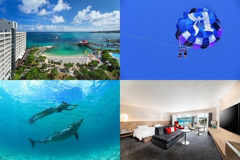 沖縄・恩納村:ルネッサンス リゾート オキナワ、この夏だけのロングステイ特典「Club Savvy Premium」