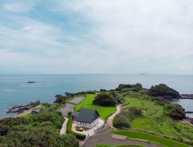 壱岐島:暮らすように泊まる一棟貸しヴィラ「ritomaru villa @ hatsuyama iki」オープン!
