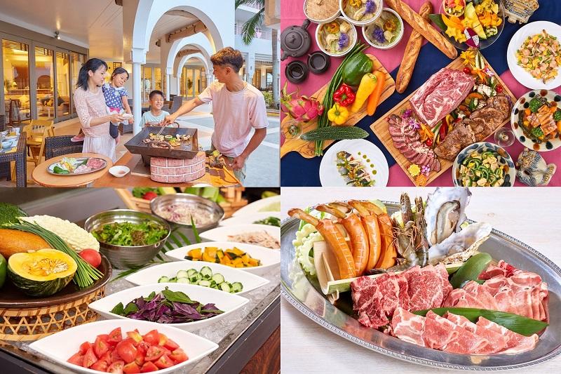 沖縄・本部町:ホテルマハイナ ウェルネスリゾートオキナワ「マハイナ夏の肉フェス2021」開催