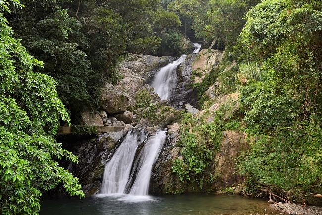 奄美大島_アランガチの滝_210610