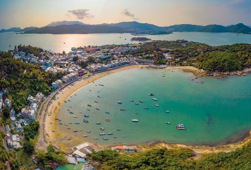 香港をあらゆる角度から楽しむ!香港の夏の心地よい音をとらえたASMR動画公開