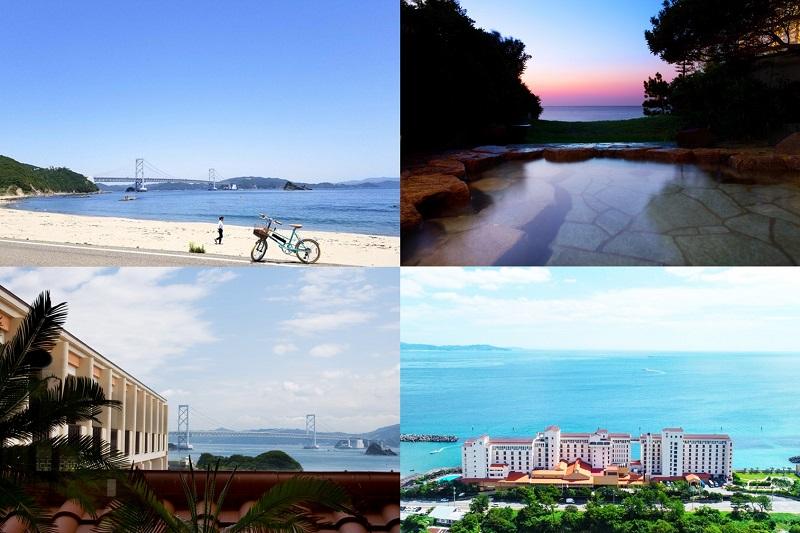 大毛島:アオアヲ ナルト リゾート「サイクリスト応援宿泊プラン」発売