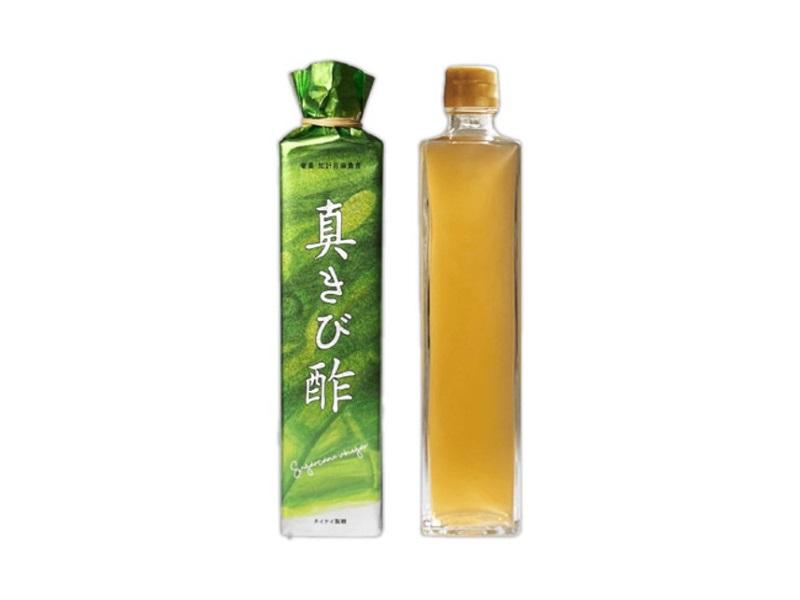 奄美群島・加計呂麻島:幻のさとうきびから醸造した『真きび酢』販売