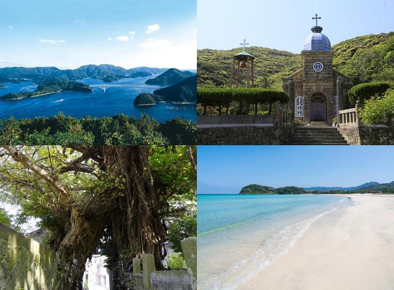 長崎県新上五島町:安全・安心にちょっと島旅「かみごとう島旅 観光周遊バス」運行再開