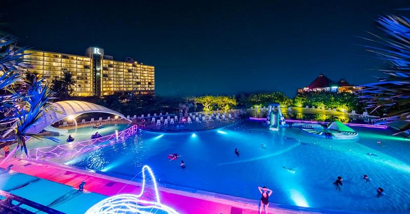 沖縄・恩納村:ルネッサンス リゾート オキナワの夏休み「ファミリーわくわくNIGHT PARK」