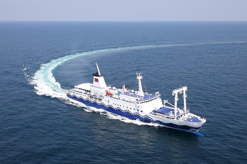 神津島:さるびあ丸「着岸キャンペーン」着岸日数ごとにプレゼントがグレードアップ!