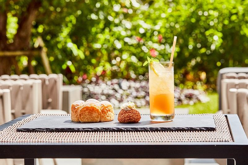 沖縄・瀬良垣島:「Honey&Coralプロジェクト」恩納村産はちみつのスイーツやドリンク発売