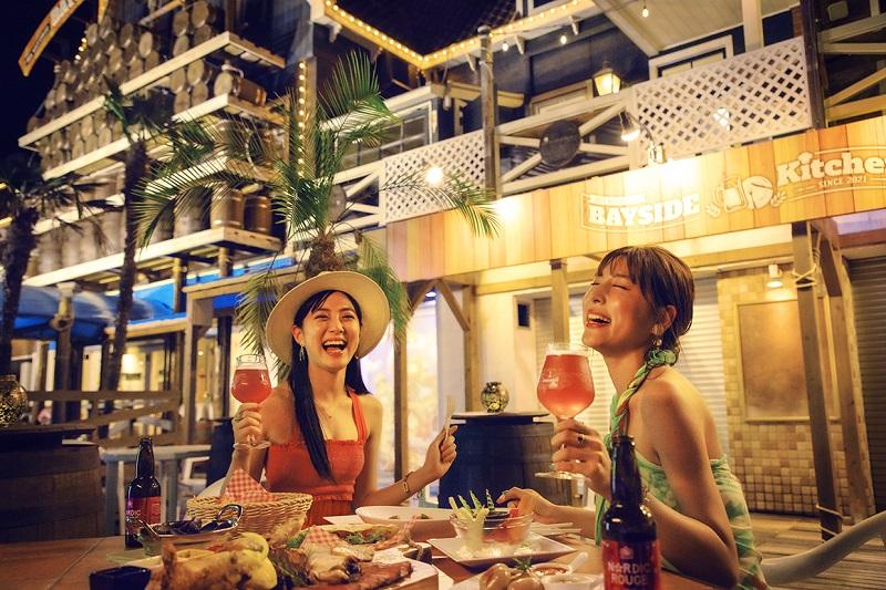 針尾島:ハウステンボスで楽しむ肉バルグルメ&おすすめ夏限定グルメ