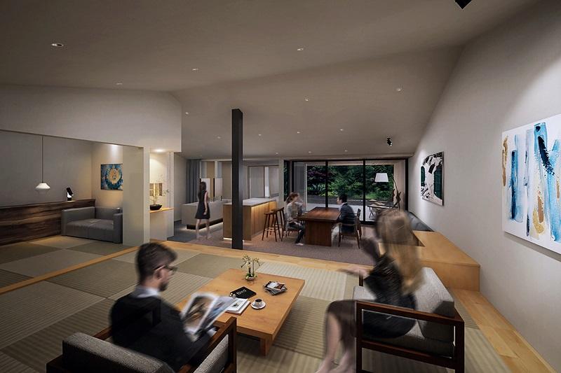 直島:現代アートの島に新たに本格旅館『ろ霞』2022年4月オープン!