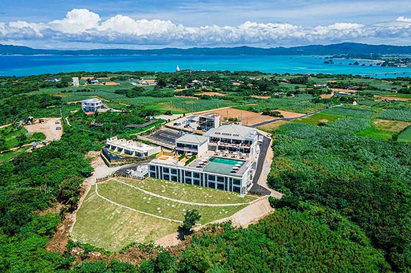 沖縄・古宇利島:ラグジュアリーホテル「One Suite THE GRAND」開業