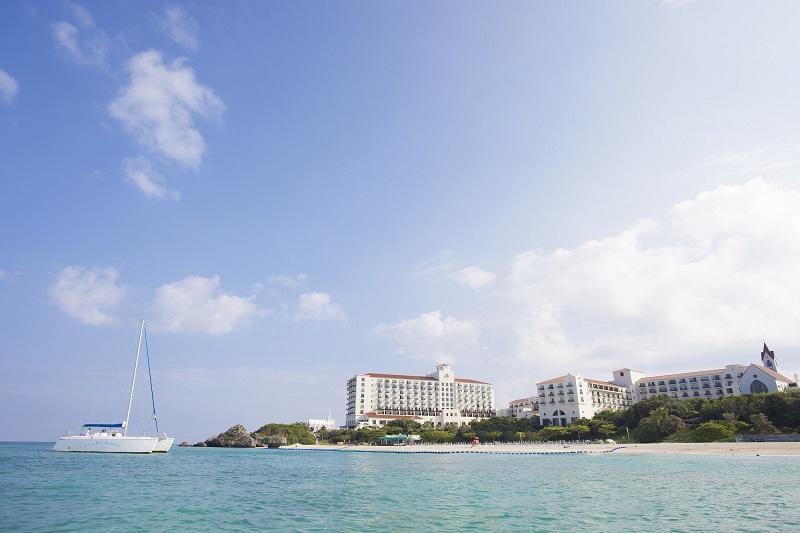沖縄・読谷村:ホテル日航アリビラの新しいマリンアクティビティ