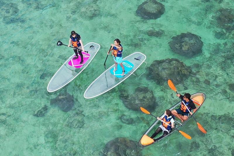 沖縄・読谷村:ホテル日航アリビラ、マリンアクティビティ「レイトサマーキャンペーン」開催